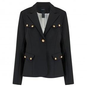 92738e809e4 Chinti   Parker Lucky Clover Shirt in Black