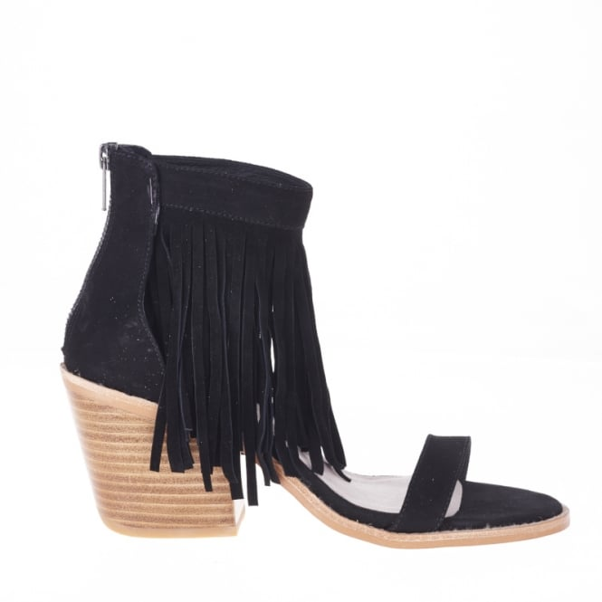 Sol Sana Tobi Heel in Black