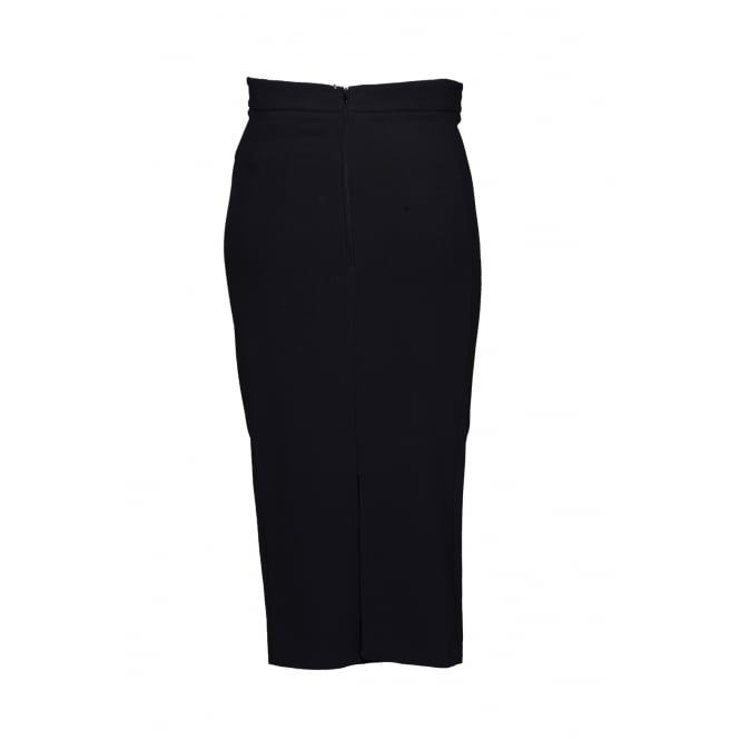Sportmax Black Pencil Skirt