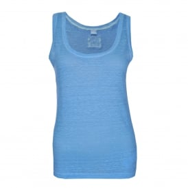 Tank in Azure Blue