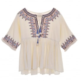Dahlia Top by Kirsty Hume
