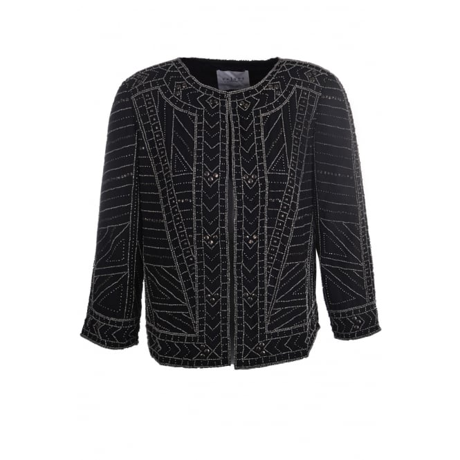 Velvet by Graham & Spencer Velvet by Graham and Spencer Magalio Beaded Jacket